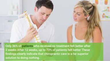 Effectiveness and Reduced Costs of Chiropractic Care for Spinal Related Injuries and Conditions