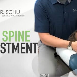 Chiropractic in Jacksonville | Full Spine Adjustment & Scraping For Scoliosis Patient