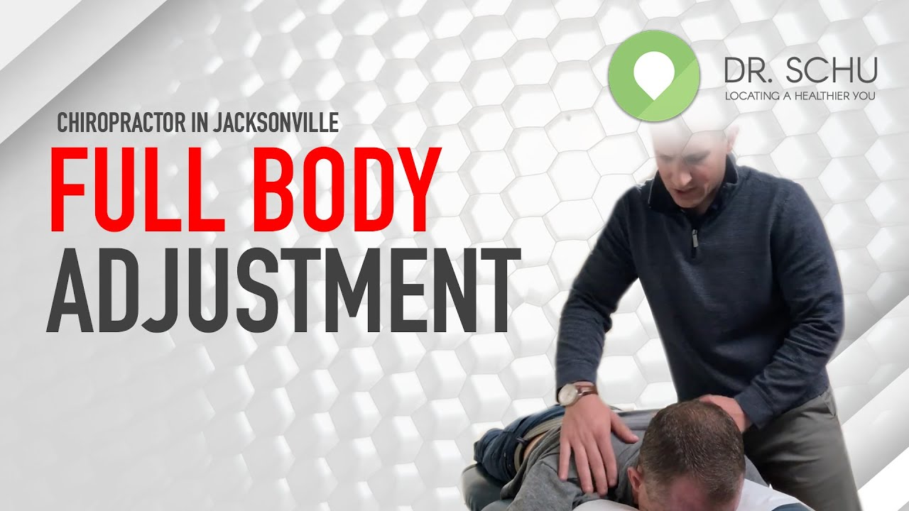 Full Body Adjustments - Wellbeing Chiropractic
