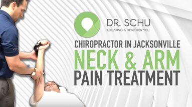 Chiropractor in Jacksonville | New Treatment for Neck and Arm Pain
