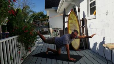 Core stability exercises for lower back
