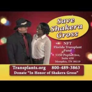 Doc Tony and Shakera Gross