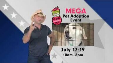 Doc Tony Offers FREE Pet Adoption to Military