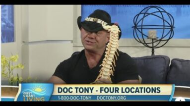 Doc Tony on NBC's First Coast Living