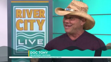 Doc Tony on WJXT's River City Live