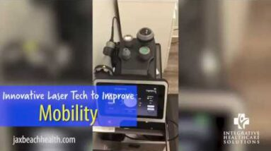 Jacksonville Beach FL Chiropractor - Innovative Laser Tech to Alleviate to Improve Mobility