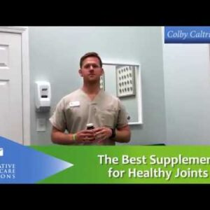 FBIG Jacksonville FL Chiropractor - The Best Supplements for Healthy Joints