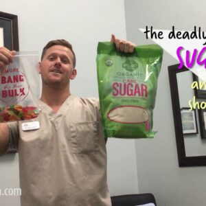 Jacksonville Beach FL Chiropractor - Why Sugar is Bad