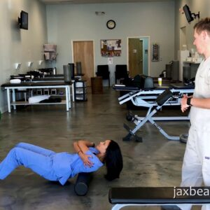 Jacksonville FL Chiropractor - 2 Quick Mid Back Exercises