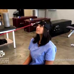 Jacksonville FL Chiropractor - A Simple Stretch to Ease Neck Pain