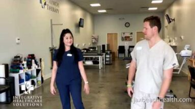 Jacksonville FL Chiropractor - Loosen Your Low back by Hula Hooping