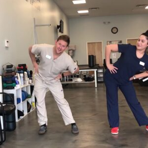 Jacksonville FL Chiropractor - The Hula Hoop Stretch for Desk Workers