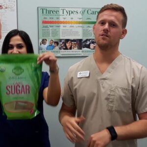 Jacksonville FL Chiropractor - The Recommended Daily Sugar Intake