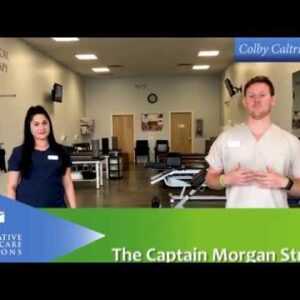 Jacksonville FL Chiropractor - The Hip Flexor Stretch That You Can Do Anywhere