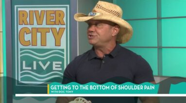 Rotator Cuff Pain with Doc Tony on Jacksonville's River City Live WJXT