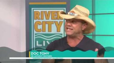 Sciatica Pain  | Doc Tony | River City Live