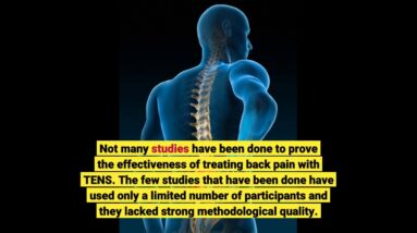 TENS, Laser or Neither for Back Pain?