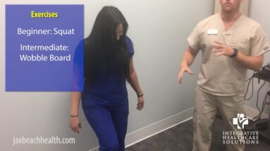 integrative Healthcare Solutions Jacksonville - Exercises to Prevent ACL Injuries