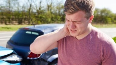 5 Signs You May Have Whiplash After a Car Accident